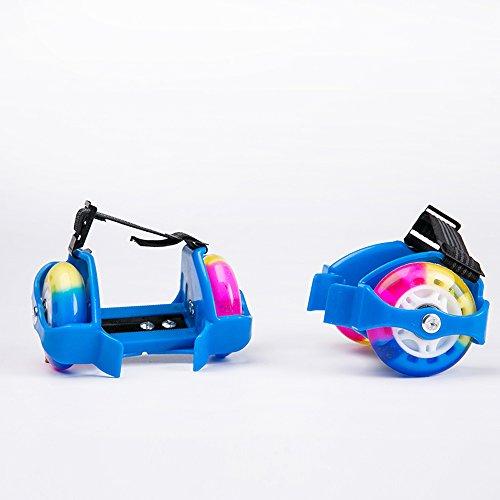 U.Buy , Jungen Skateboardschuhe blau