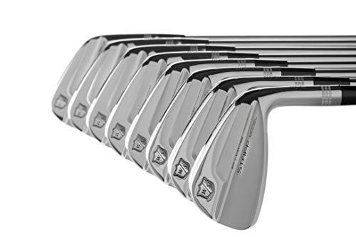 Wilson Staff Golfschläger für Rechtshänder, 8-teiliges Set