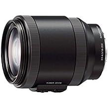 Sony SELP18200 - Objetivo (distancia focal 27-300mm, apertura f/6.3-3.5, zoom óptico 4.0x, tamaño de filtro: 18-200 mm) Negro