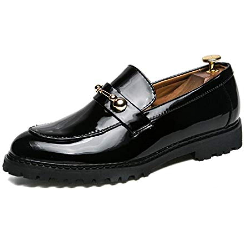YaXuan / Scarpe da uomo/Pelle verniciata/Mocassini eleganti/Scarpe formali/Bffari / YaXuan Comfort/Slip-on/Fondo spesso...  Parent 36c45d
