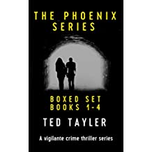 The Phoenix Series: Books 1 - 4 (The Phoenix Series Box Set): Revised Edition