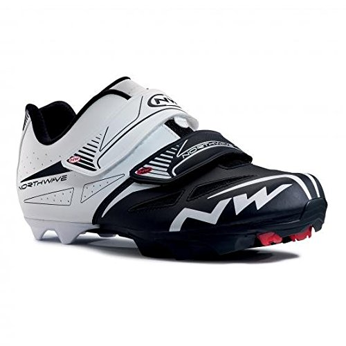 NORTHWAVE SPIKE EVO BIANCO NERO North wave 44