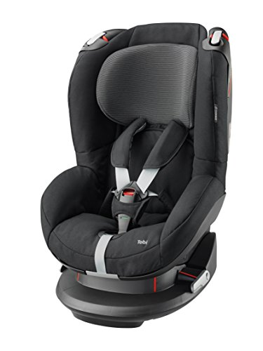 Maxi-Cosi Tobi Group 1 Car Seat – Black Raven