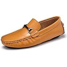 SRY-Shoes - Mocasines de Papel para Hombre