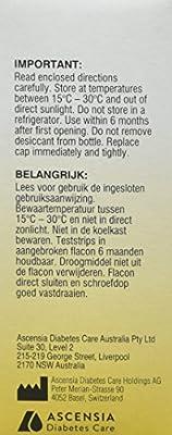 Ascensia Ketostix Reagent Strips (Ketone)
