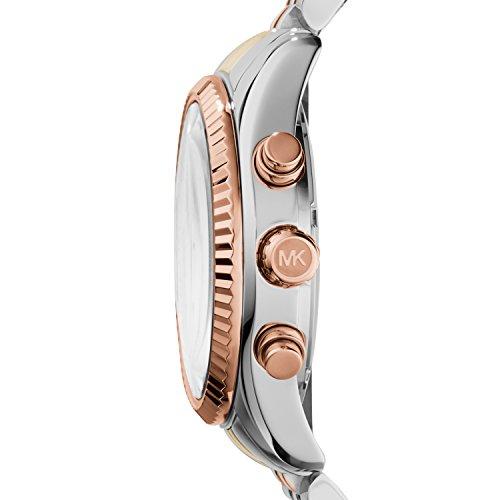 74c81c938ce3 Michael Kors MK5735 - Reloj de cuarzo con correa de acero inoxidable para  mujer