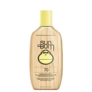 Sol Bum Hidratante Loción de protección solar, SPF 15–70, 8oz botella, sin aceite, hipoalergénico
