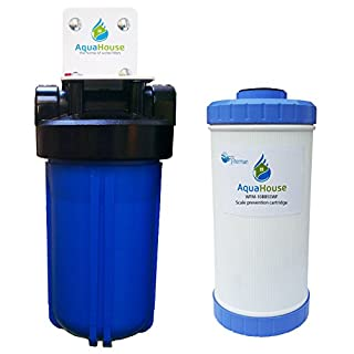 AquaHouse NSWS Water Softener Alternative System, Proven 99.6% effective Scale Prevention
