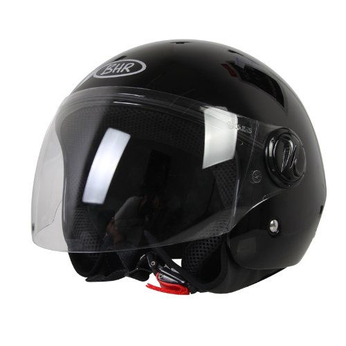 Zoom IMG-2 bhr 49905 casco demi jet