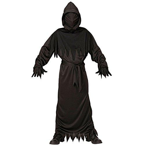 kostüm Sensenmann, 158 cm (Kinder-halloween-kostüme Gruselig)