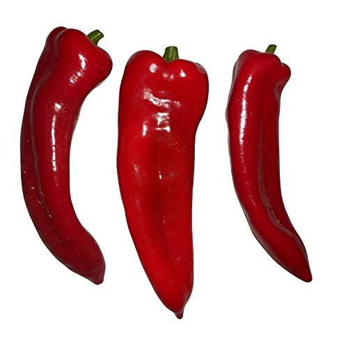 Spitzpaprika (Ungarischer-Spitzpaprika) 10 Samen -Sehr hoher Ertrag
