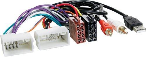 ACV 1140-44 Radioanschlusskabel für Hyundai (AUX/USB) (2014 Dodge-lkw-zubehör)