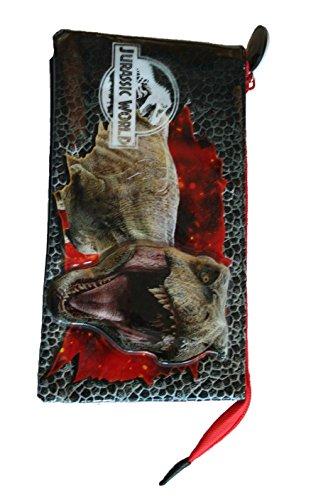 Factorycr Jurassic World - Portatodo Triple 22 x 6,5 x 12 cm