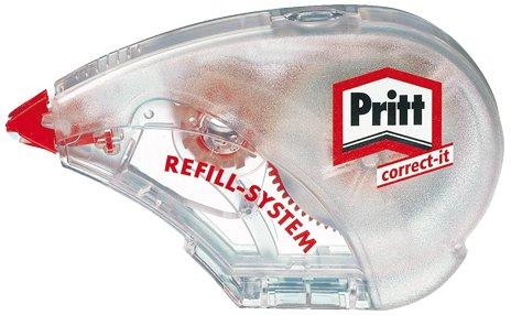 Roller Cassette (Pritt Refill Roller 4,2mm/Z4SDH weiß Korrektur Refill Roller Inh.14 m)
