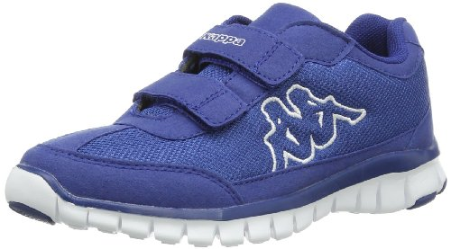 Kappa Sylvester Ii K Footwear Kids, Mesh/Synthetic, basses mixte enfant