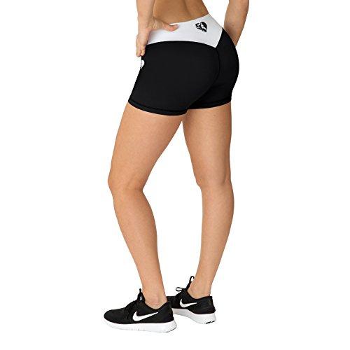 WOMEN'S BEST – Kurze Sport-Hose für Damen in tollem Design - 3