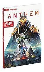 Anthem - Official Guide de Prima Games
