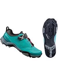 Shimano SH-MT5WG Schuhe Damen Viridian Green 2018 Rad-Schuhe Radsport-Schuhe