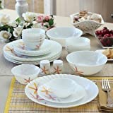 #8: LAOPALA AUTUMN FLOWER DINNER SET 27 PCS