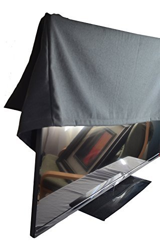 DCFY - 23.6 Flat Screen Television Monitor Dust Cover Premium Quality