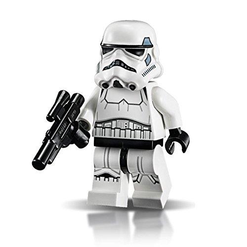 Preisvergleich Produktbild Lego Star Wars Minifigur Stormtrooper with printed legs aus 75055 (sw585)