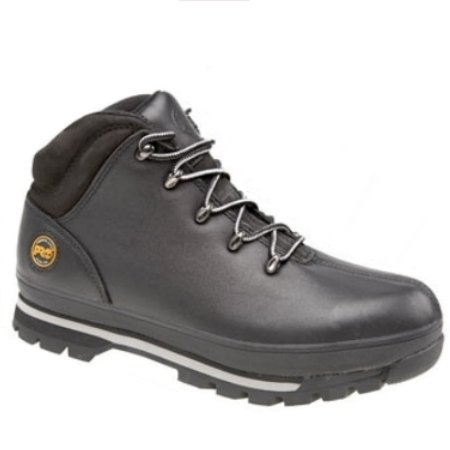Timberland Pro Steel Toe Work Boots Splitrock Pro Black Size 8 Black Steel Toe Work Boot