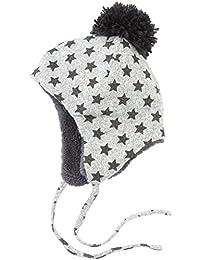Sterntaler Baby-Mädchen Mütze Inkamütze