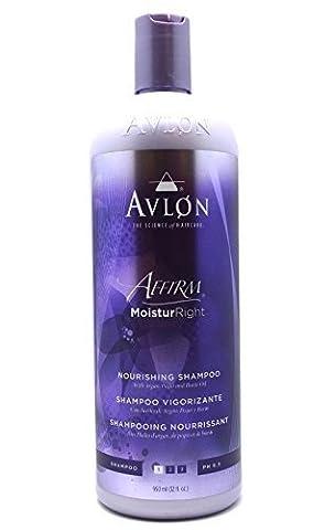Avlon Affirm Moisur Right Nourishing Shampoo - 32 oz by Avlon Hair Care