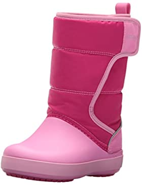 Crocs LodgePoint Snow Boot Kids, Botas Unisex niños