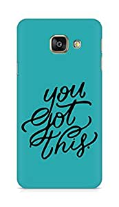 AMEZ you got this Back Cover For Samsung Galaxy A3 (2016 EDITION)