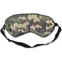 Camouflage Pattern Militaristic 99% Eyeshade Blinders Sleeping Eye Patch Eye Mask Blindfold For Travel Insomnia... preisvergleich bei billige-tabletten.eu