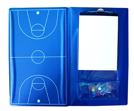 Softee Equipment Professionelle Taktikmappe Basketball
