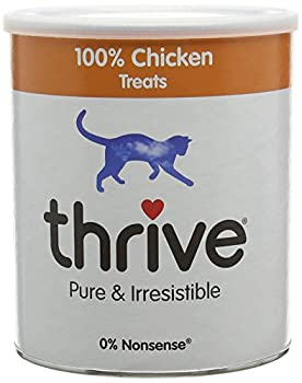 Thrive Friandises pour chat 100% poulet Tube XL