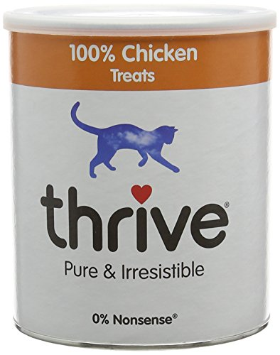 Thrive Friandises pour chat 100 % poulet Tube XL