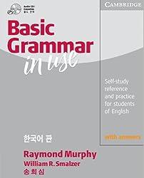 Basic Grammar in Use Korean Edition by Raymond Murphy (2005-04-25)