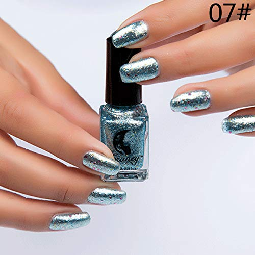 Esmalte de uñas holográfico