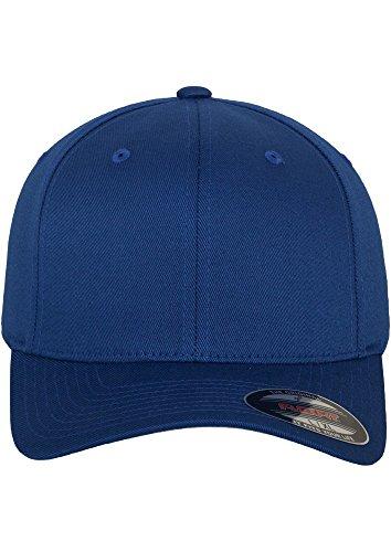 Wooly combed flexfit bonnet pour adulte white