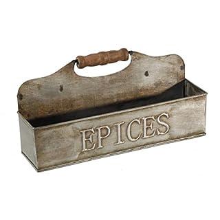 Antic Line - Zinc rack spices