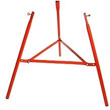 La Ideal Estructura Rojo para Gas Grabadora