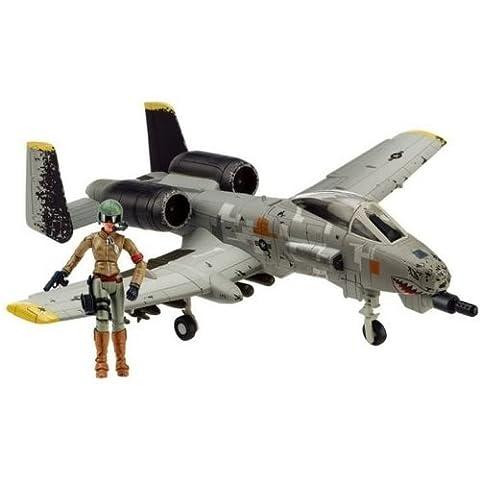 Terminator Salvation A-10 Warthog Vehicle with Blair