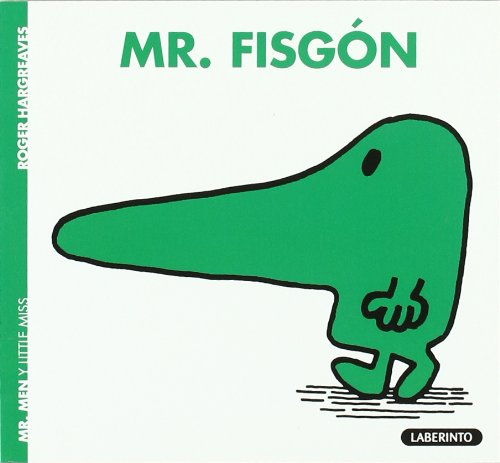 Mr. Fisgón (Mr Men) por Roger Hargreaves