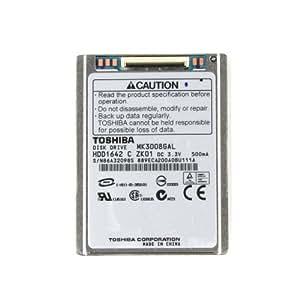 Toshiba - MK3008GAL - Festplatte - 30 GB