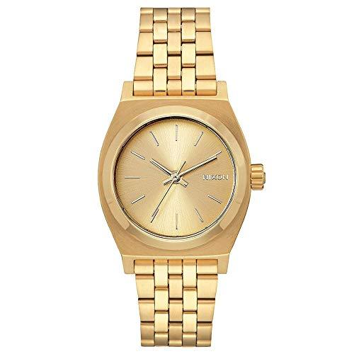 Nixon Reloj Mujer de Analogico con Correa en Acero Inoxidable A1130-50