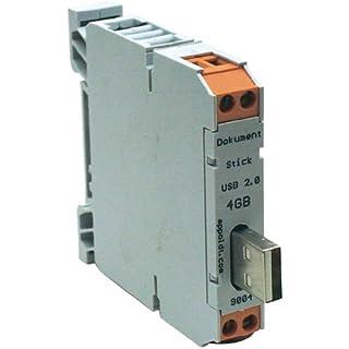 Appoldt ELEKTR. SCHALTPLANTASCHE USB2.0-4GB-A