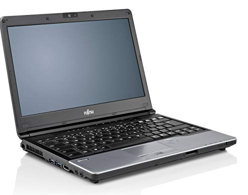 Fujitsu Lifebook S751   Notebook / Laptop   14 Zoll (1366x768)   Intel Core i7-2640M @ 2,8 GHz   4GB DDR3 RAM   320GB HDD   DVD-Brenner   Windows 10 Home (Zertifiziert und Generalüberholt)