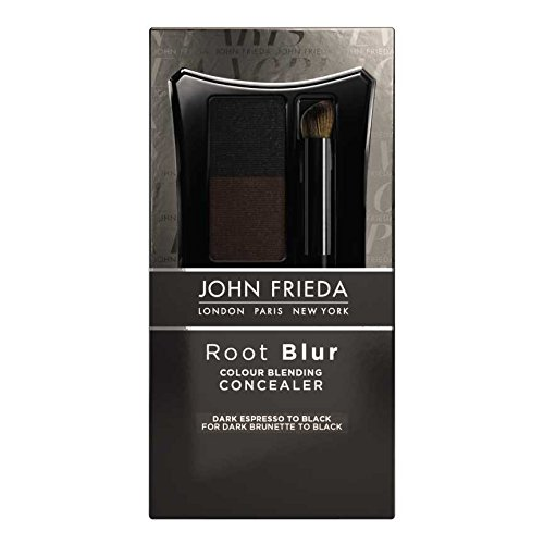 John Frieda Root Blur Colour Blending Concealer, Dark Espresso/Black