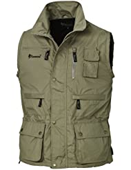 Pinewood Outdoorweste Tiveden - Chaqueta, color verde, talla L