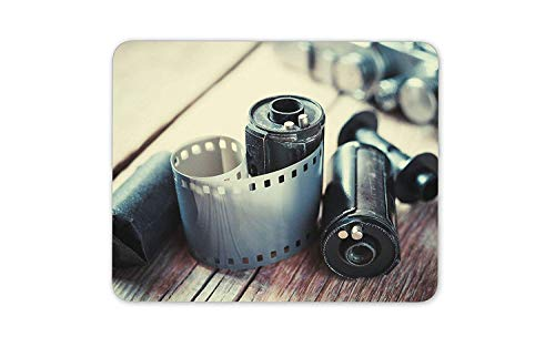 intage Camera Lover Club Photography Mouse Mat Pad - 35mm Computer Gift #16098