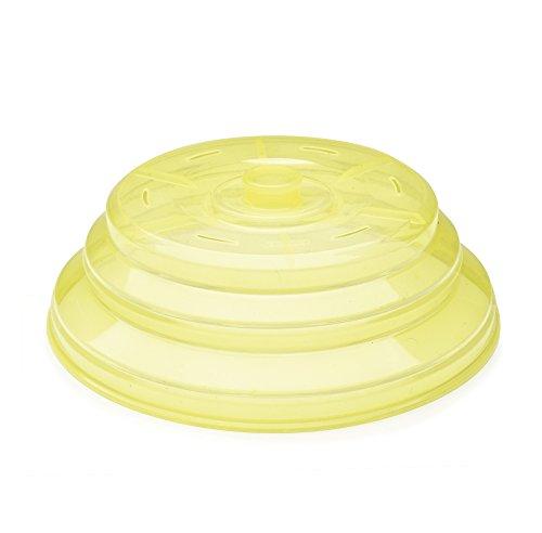 IBILI 798500 Tapa Plegable microondas Silicona, Color