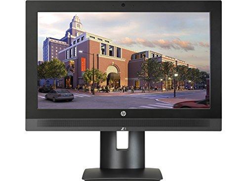 'HP Z1G33.3GHz E3–1225V523.83840x 2160pixels Noir–Ordinateur de bureau All in One (E3–1225V5, PC, Intel Xeon E3V5, 3840x 2160pixels, Smart Cache, 4K Ultra HD)